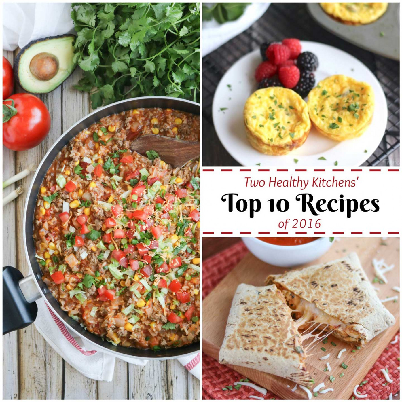 Our Most Popular Easy, Healthy Recipes of 2016 - Two ..