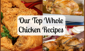 Our Top Whole Chicken Recipes | MrFood