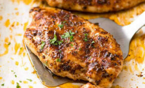 Oven Baked Chicken Breast – Chicken Recipes Using Cooked Chicken