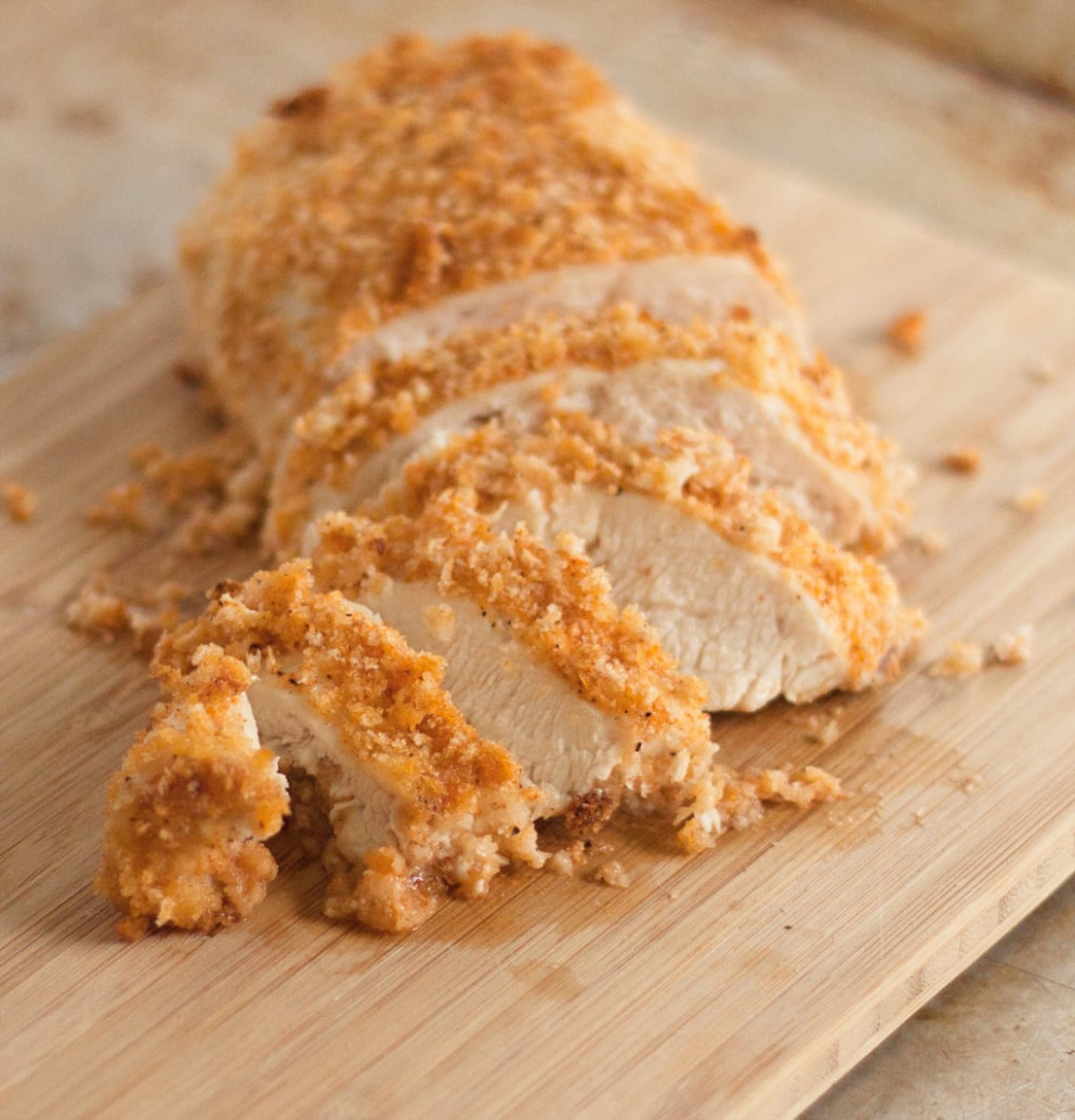 Oven Baked Chicken Breast - recipes thin sliced chicken breast