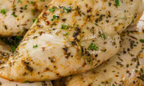 Oven Baked Chicken Breasts Ready In 30 Mins! – Spend ..