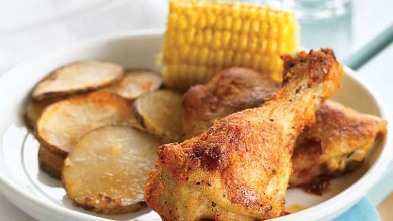 Oven-Baked Chicken Recipe - BettyCrocker