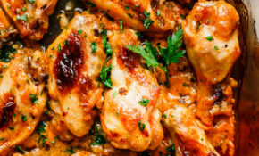 Oven Baked Chicken Wings Recipe – Munchkin Time – Recipes To Bake Chicken