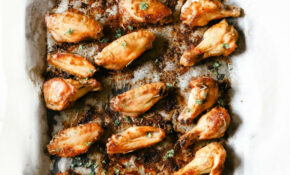 Oven Baked Dry Rub Chicken Wings – Keto Recipes Chicken Thighs