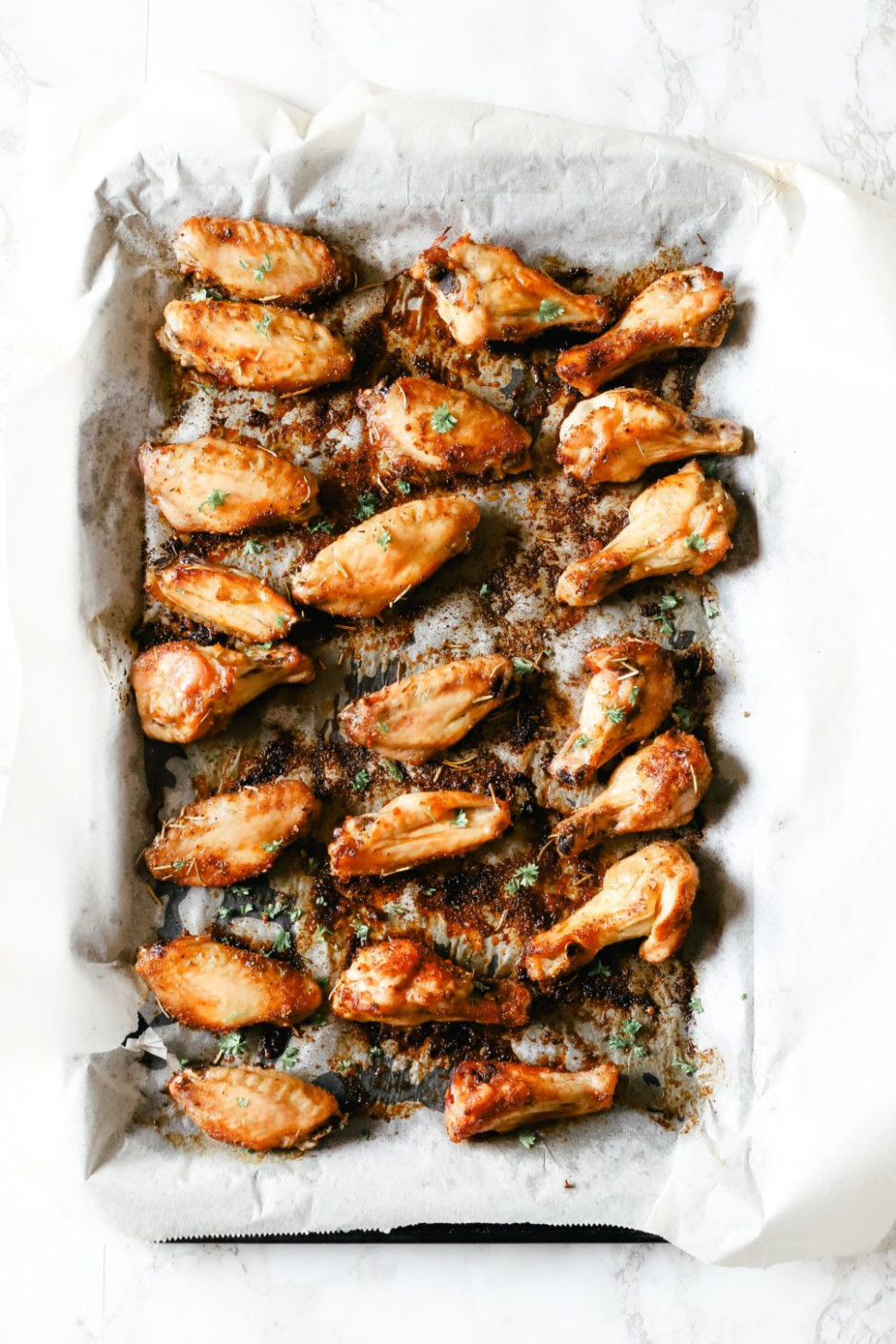 Oven Baked Dry Rub Chicken Wings - keto recipes chicken thighs