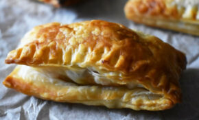 Oven Baked Vegan Curry Puffs – Scruff & Steph – Recipes Puff Pastry Vegetarian