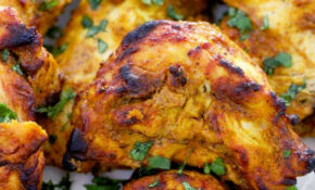 Oven Broiled Tandoori Chicken – Recipes Indian Chicken