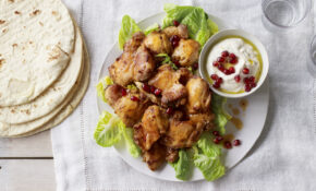 Oven Cooked Chicken Shawarma – Nigella Lawson Recipes Chicken Thighs