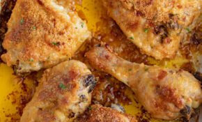 Oven Fried Chicken (Super Crispy!) – Dinner, Then Dessert – Bisquick Recipes Chicken