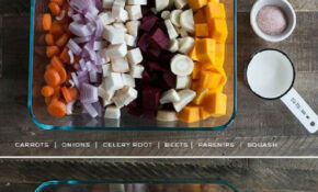 Oven Roasted Root Vegetables | Recipe | Vegetarian Recipes ..
