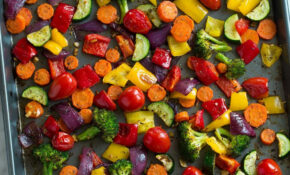 Oven Roasted Vegetables Recipe – Cooking Classy | Recipes In ..