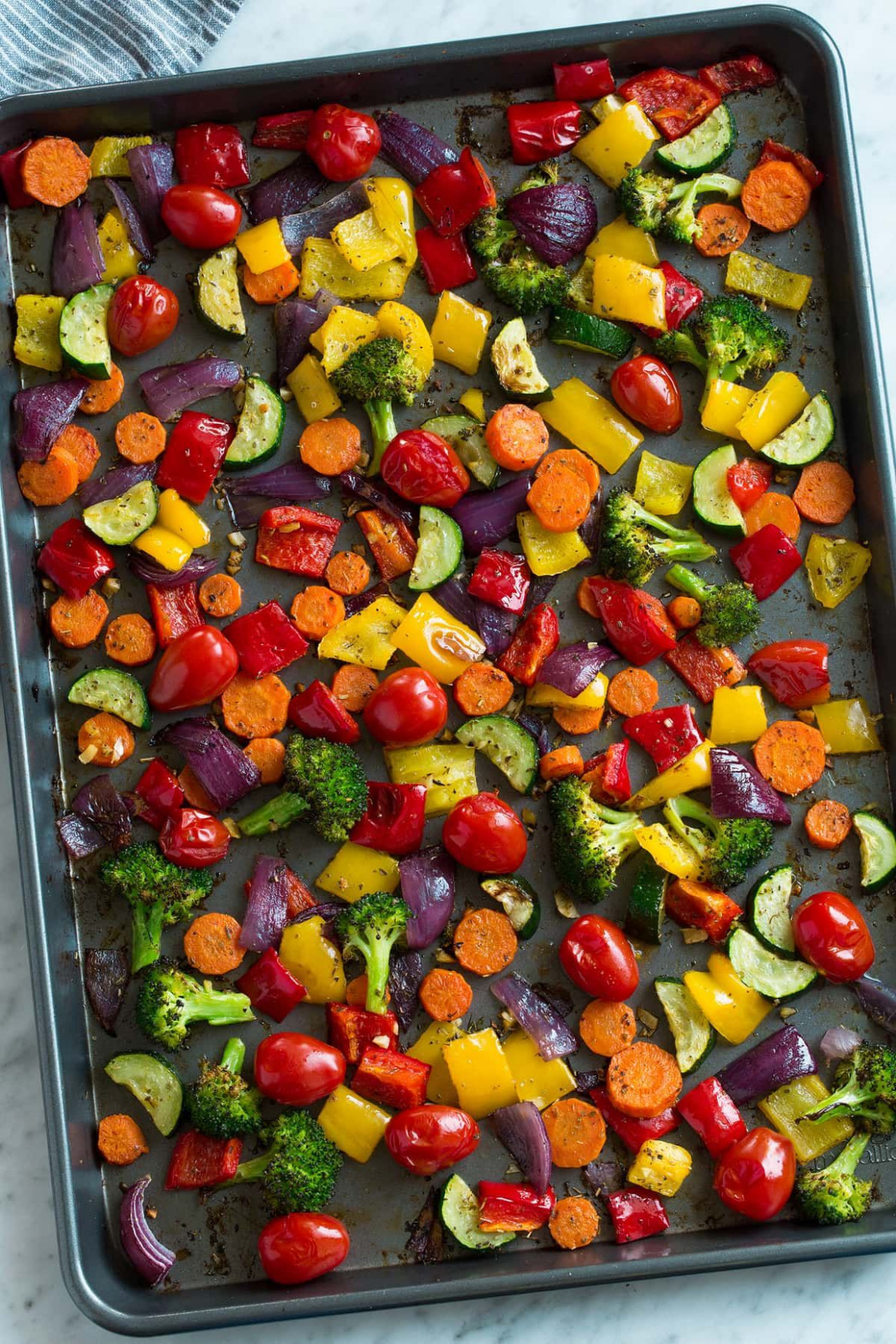 Oven Roasted Vegetables Recipe - Cooking Classy | Recipes in ..