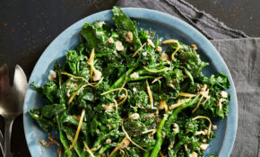 Overnight Broccoli Rabe With Anchovy And Preserved Lemon ..
