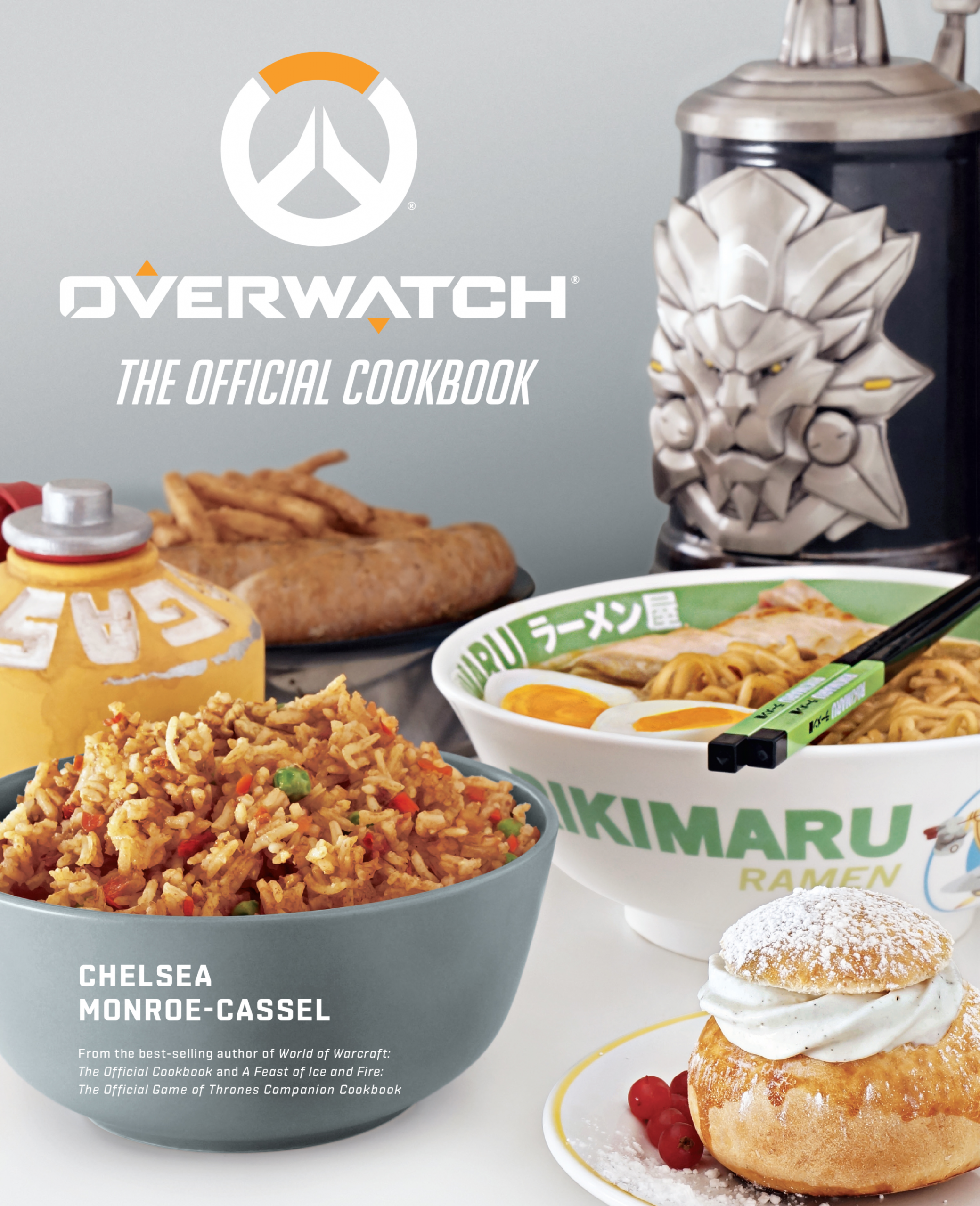 Overwatch: The Official Cookbook - food recipes pdf