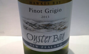 Oyster Bay Pinot Grigio 2013 Expert Wine Review: Natalie ..