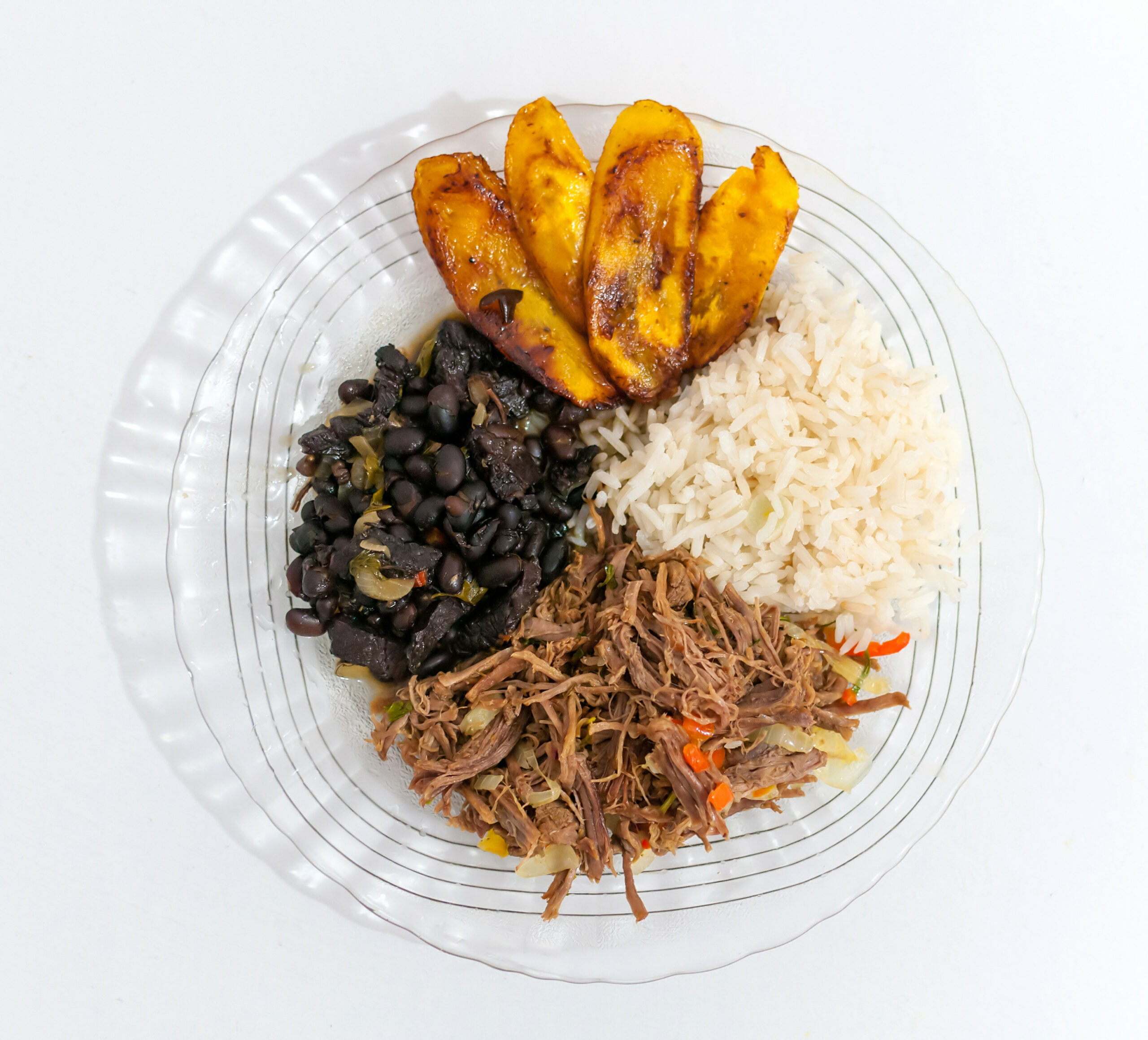Pabellón criollo - Wikipedia - recipes venezuelan food
