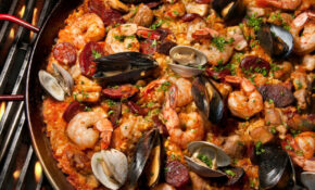 Paella – Food Recipes Classic Wow