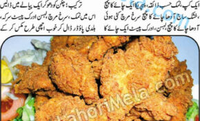 Pakistani Cooking Recipes In Urdu With Video: Crispy Chicken – Chicken Recipes In Urdu