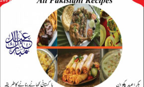 Pakistani Food Recipes In Urdu,Eid Ul Azha Special Pour ..