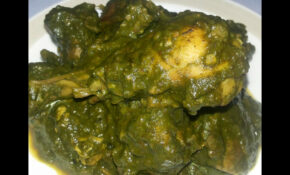 Palak Chicken Recipe By Sanjeev Kapoor | Chicken in ...