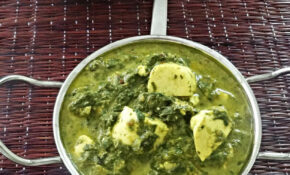 Palak Paneer Recipe – Spinach With Indian Cottage Cheese ..