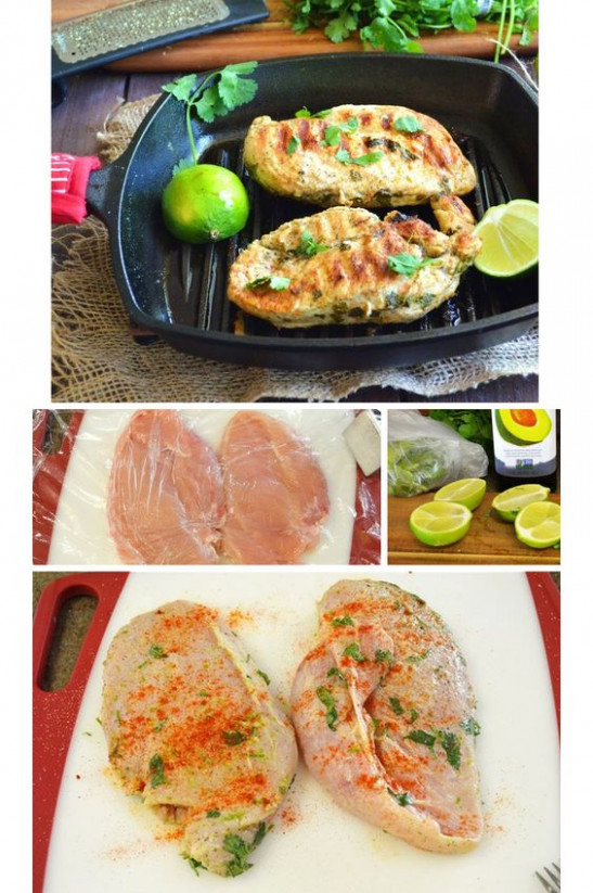 Paleo chicken recipes, Recipes on a budget and Cilantro ..