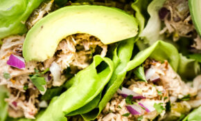 Paleo Chicken Salad Wraps With Sun Dried Tomatoes – Paleo Recipes Chicken