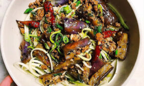 Paleo Chinese Eggplant In Garlic Sauce (Whole14, Gluten Free) – Recipes With Eggplant Healthy