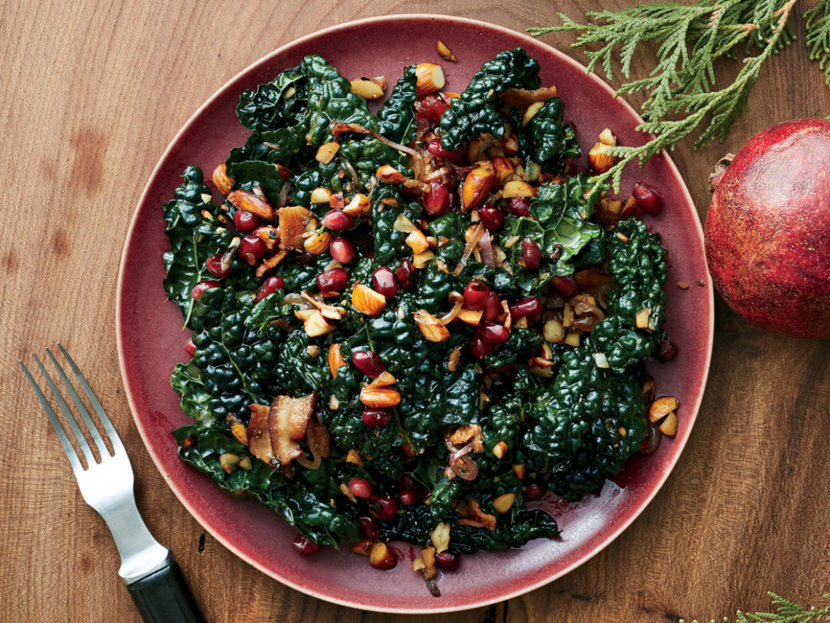 Paleo Christmas Dinner Recipes - Cooking Light - dinner recipes kale