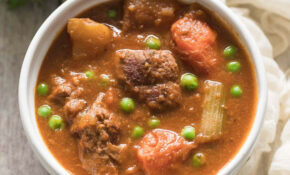 Paleo + Whole30 Beef Stew (Slow Cooker Or Dutch Oven ..