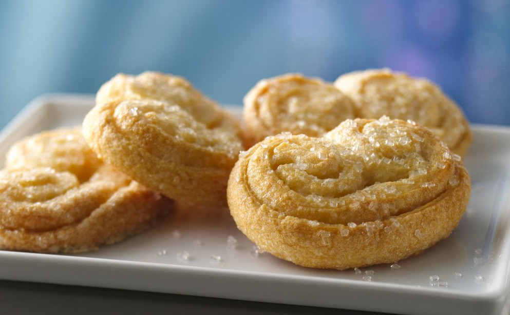 Palmiers Recipe - recipes breakfast for dinner