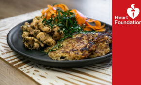 Pan Fried Chicken Recipe | Heart Foundation NZ – Chicken Recipes Nz