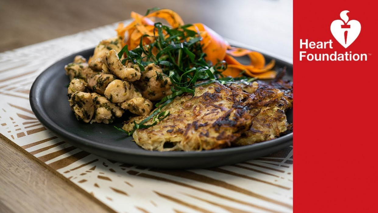 Pan-fried chicken recipe | Heart Foundation NZ - chicken recipes nz