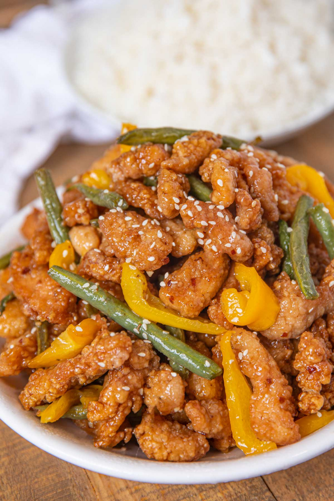 Panda Express Honey Sesame Chicken Breast (Copycat) - Dinner Recipes Chicken Breast