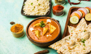 Paneer Butter Masala Popular North Indian Recipe Lunch ..