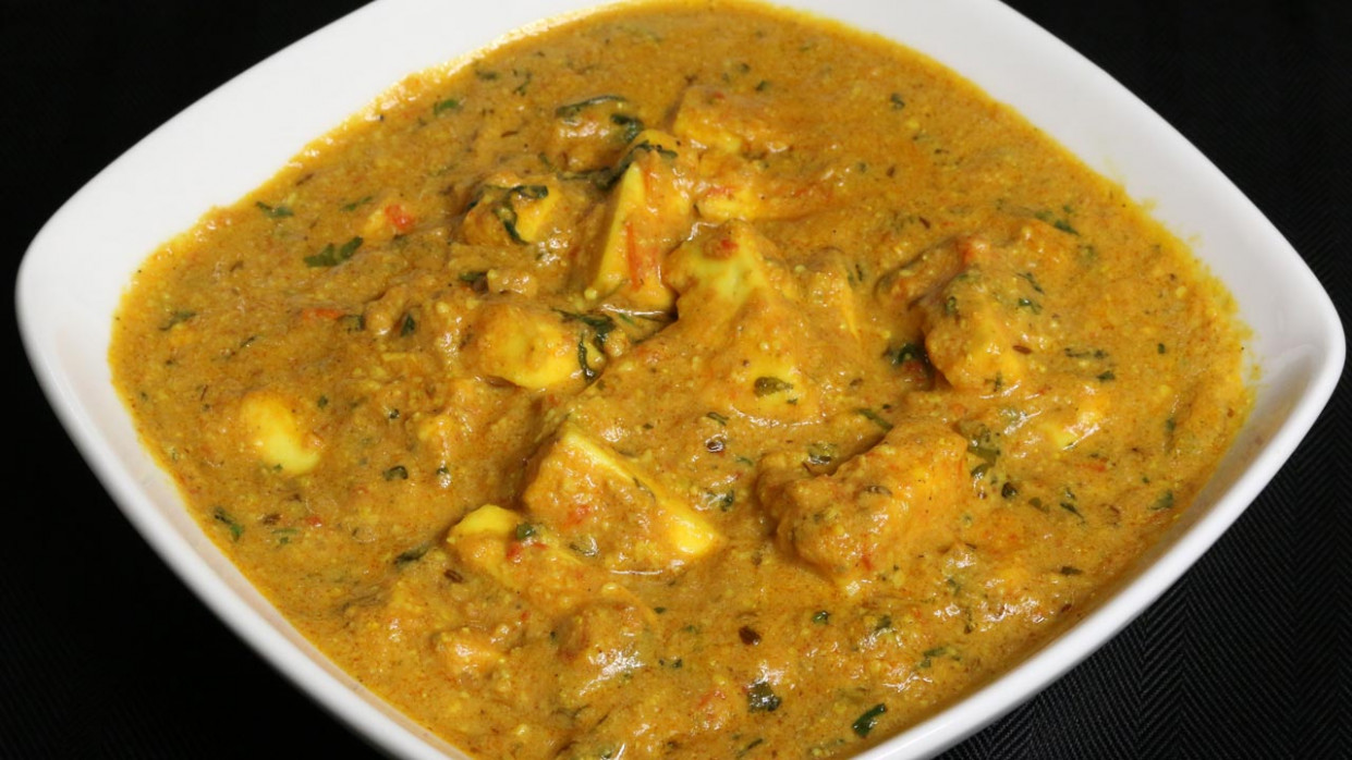 Paneer Makhani (Spicy Indian Cheese Curry) Recipe by Manjula - curry recipes vegetarian