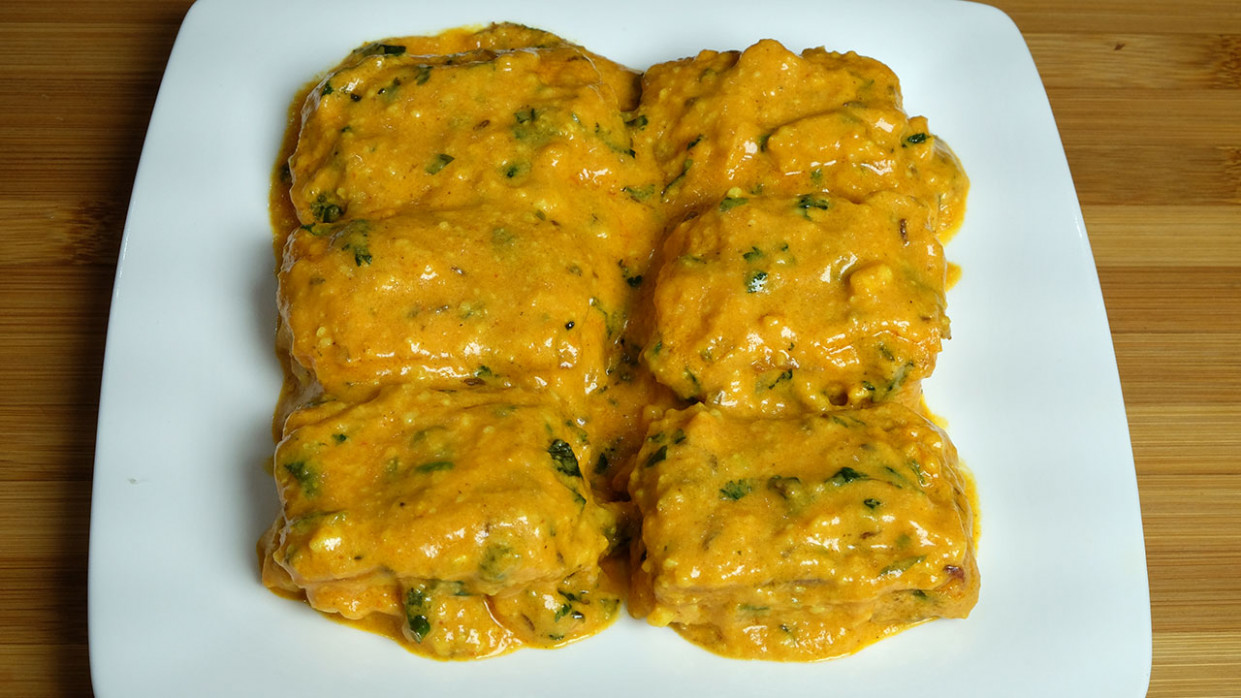 Paneer Pasanda (Paneer Curry) - Manjula's Kitchen - Indian ..