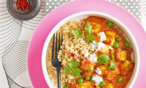 Paneer Tikka Masala – Tesco Recipes Vegetarian