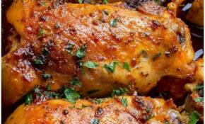 Paprika Baked Chicken Thighs Are Easy, Succulent, Skinless ..