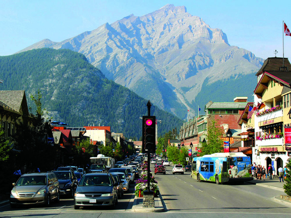 Parks Canada promises to study commercialization in Banff ..