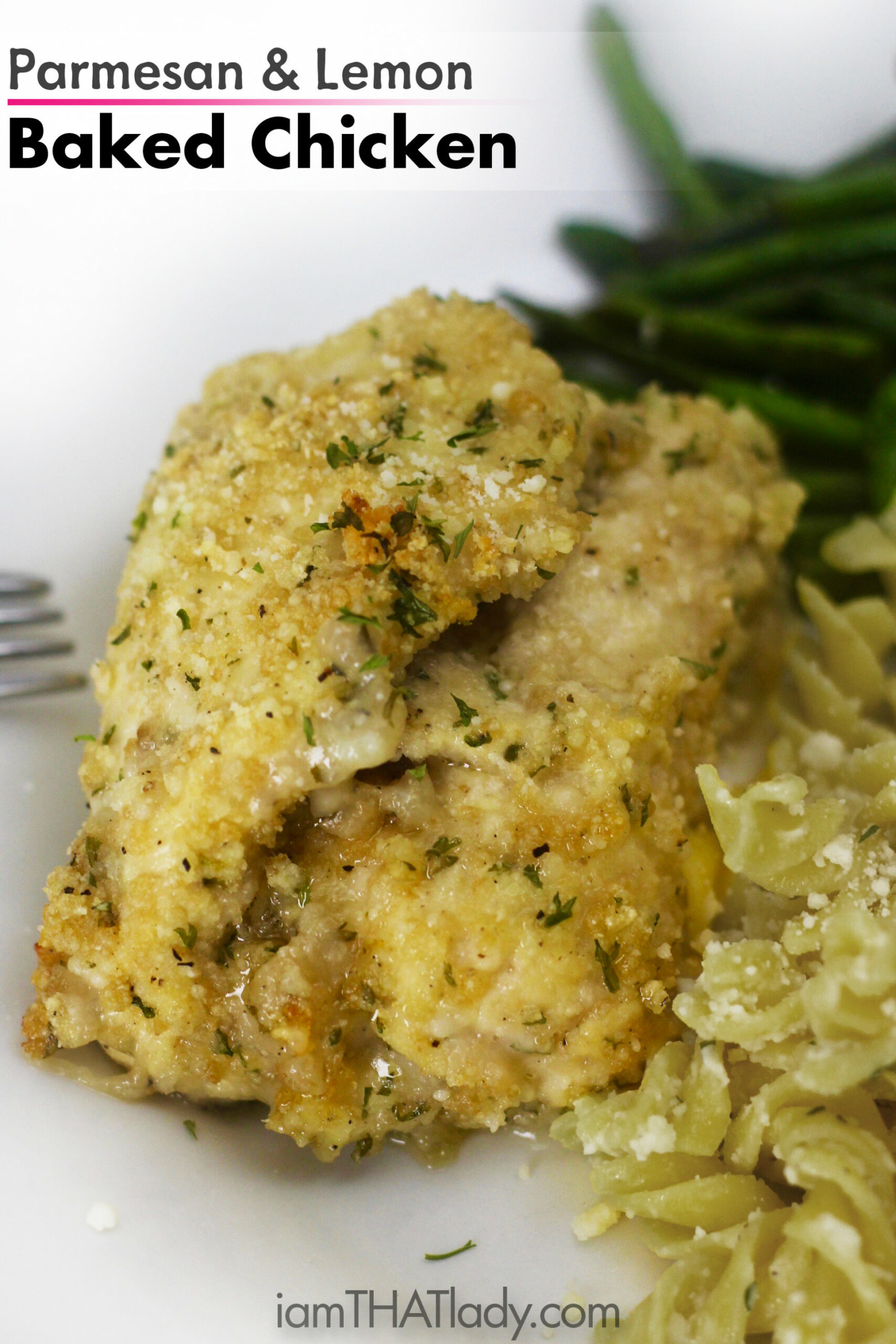 Parmesan and Lemon Baked Chicken - recipes baked chicken breast