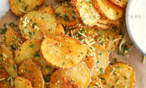 Parmesan Roasted Potatoes – Kleinworth & Co – Dinner Recipes Simple