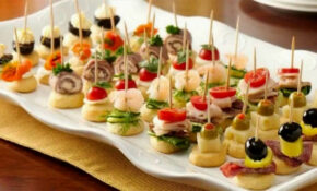 Party Appetizers Finger Food – YouTube – Xmas Party Food Recipes