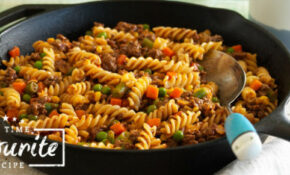 Pasta One Pan Dinner | Food In A Minute – Recipes Dinner Nz