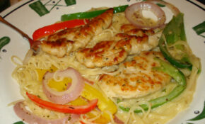Pasta Recipes | Chicken Scampi O.G. Style | C Milli.com ..