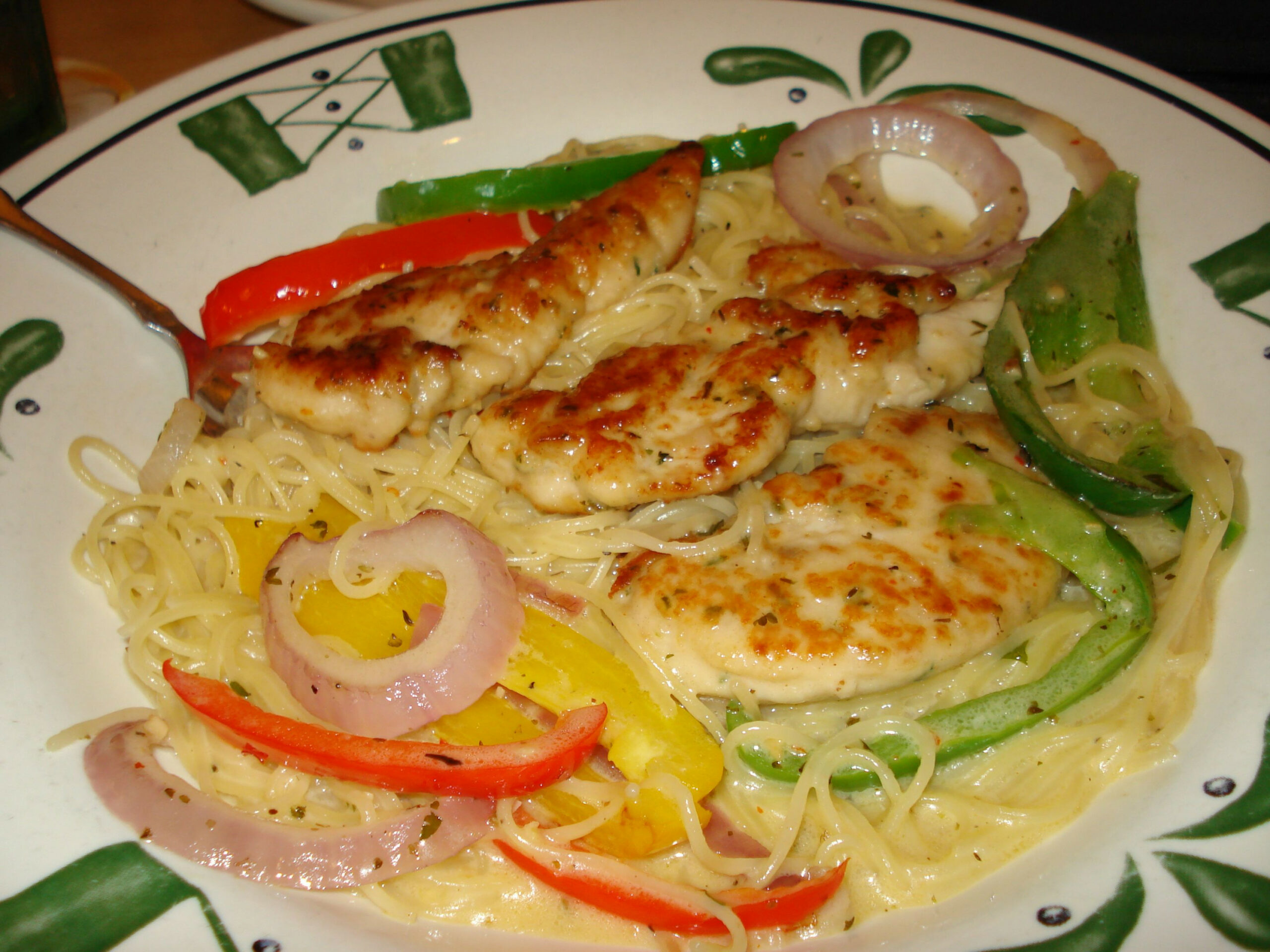 pasta recipes | Chicken Scampi O.G. Style | C-Milli.com ..