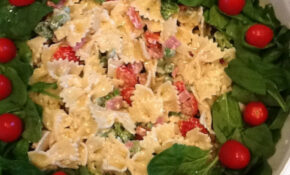 Pasta Salad For Christmas | Food | Pinterest | Pasta ..