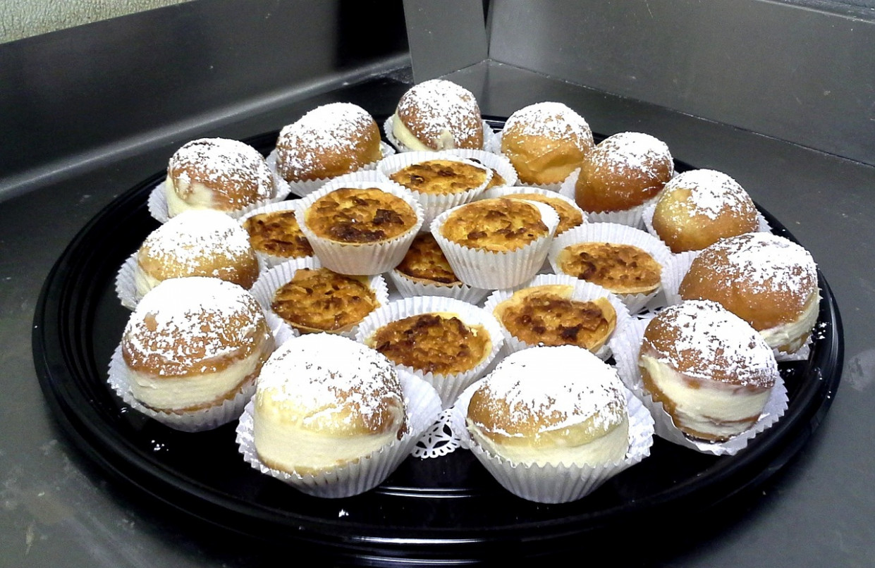 Pastry, Dessert, Food, Sweet, Cake - recipes blueberry muffins healthy