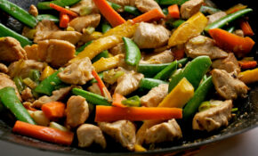 Peanut Butter Chicken Stir Fry – Kosher Recipes | OU ..