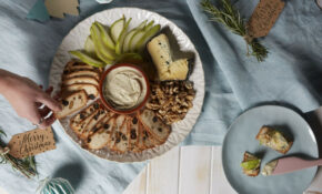 Pear, Walnut And Blue Cheese Grazing Platter – Eat Love Share – Recipes For Leftover Chicken